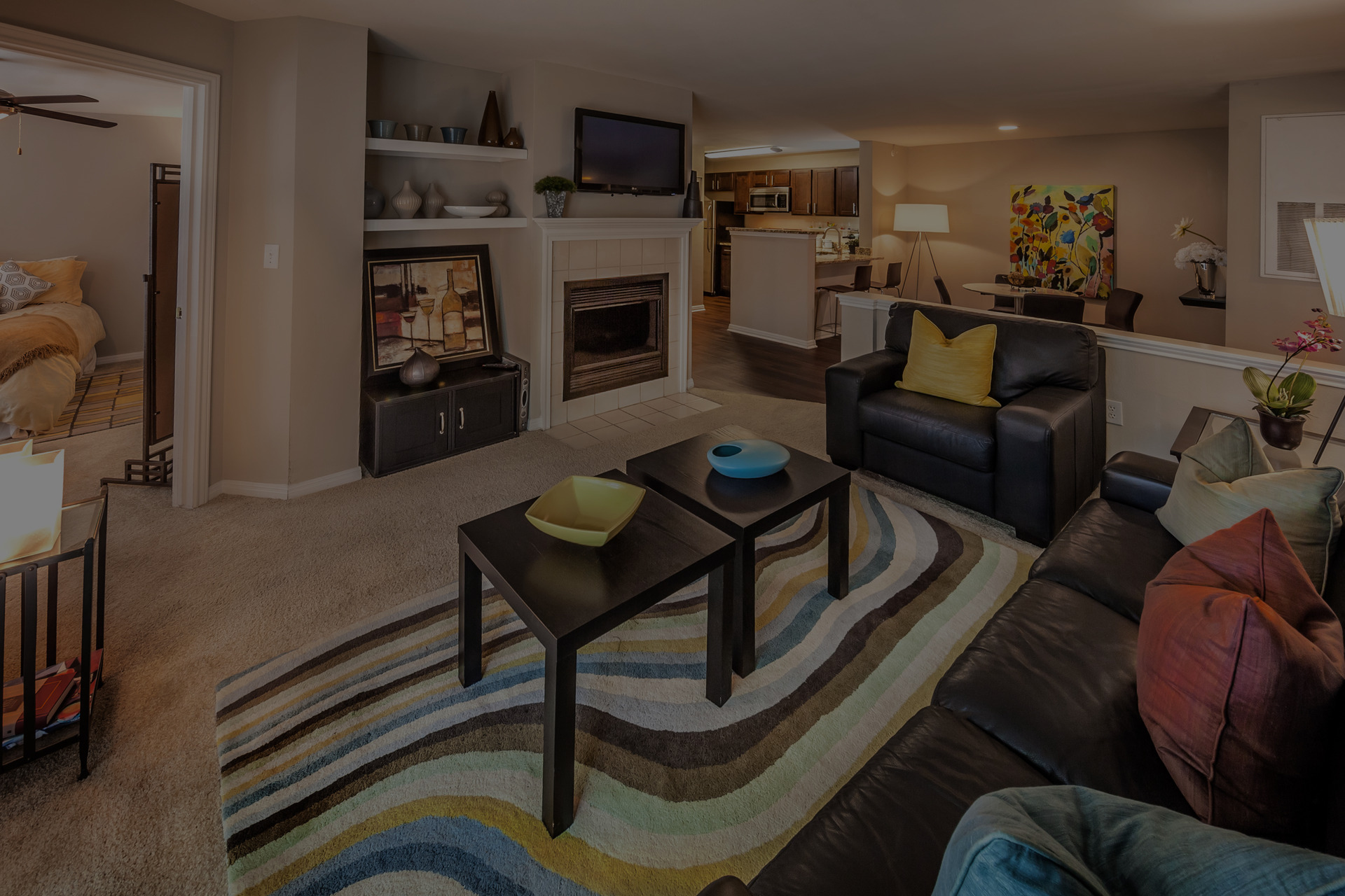 Virtual Tour of River Crossing Apartments